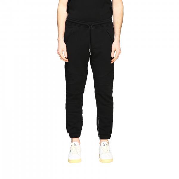 Marcelo Burlon jogging-style trousers with zip