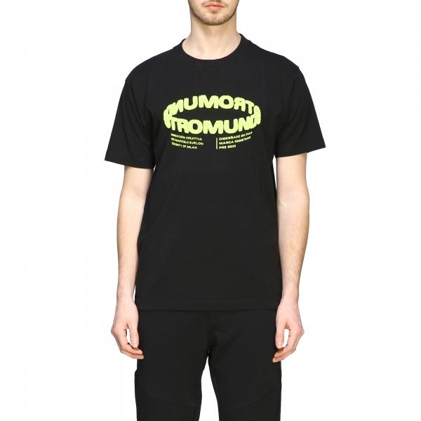 Marcelo Burlon t-shirt with short sleeves and print