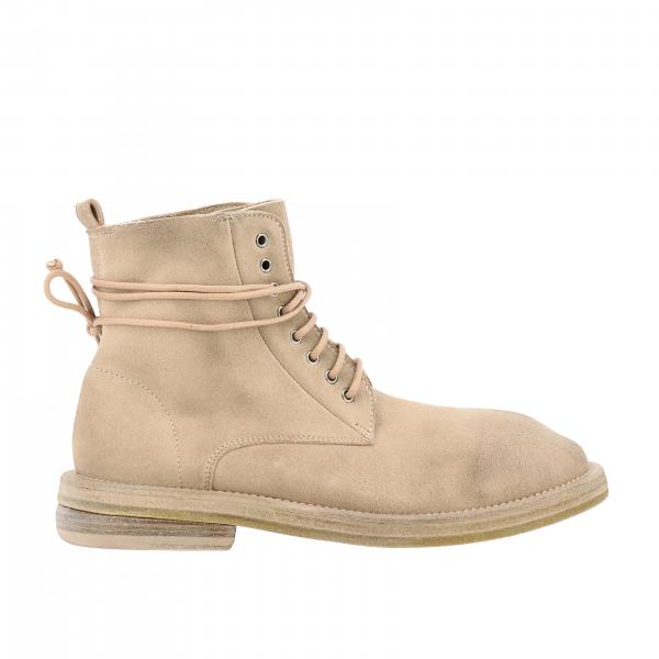 Marsèll Dodone ankle boot in suede