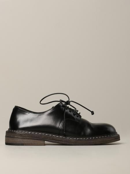 Marsèll Hake Derby in leather