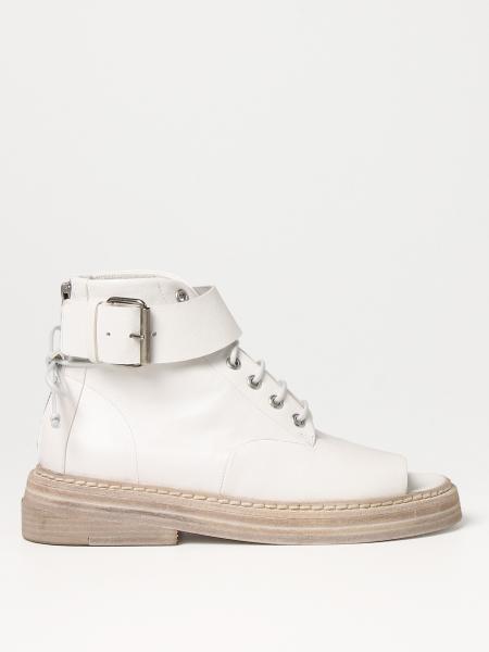 Sandales plates femme Marsell