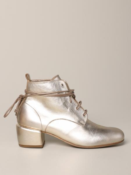 Marsèll Tondello ankle boot in laminated leather