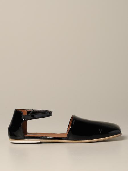 Marsell Spatolona 漆皮凉鞋
