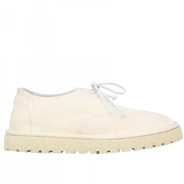 Marsèll Sancrispa high pumice derby in suede