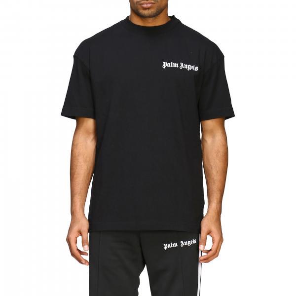 T-shirt Palm Angels a maniche corte con logo