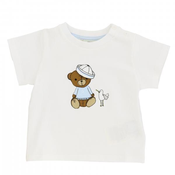 T-shirt Fendi a maniche corte con orsetto