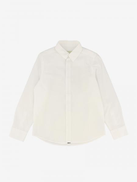 Fendi shirt with small collar