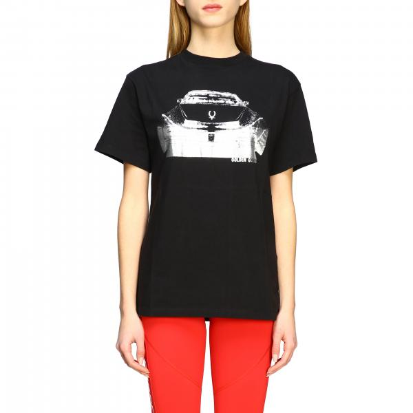 Golden Goose t-shirt with print and logo