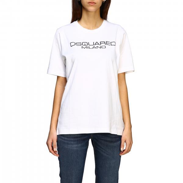 T-shirt Dsquared2 a maniche corte con logo