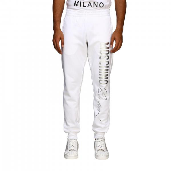 Trousers men Moschino Couture