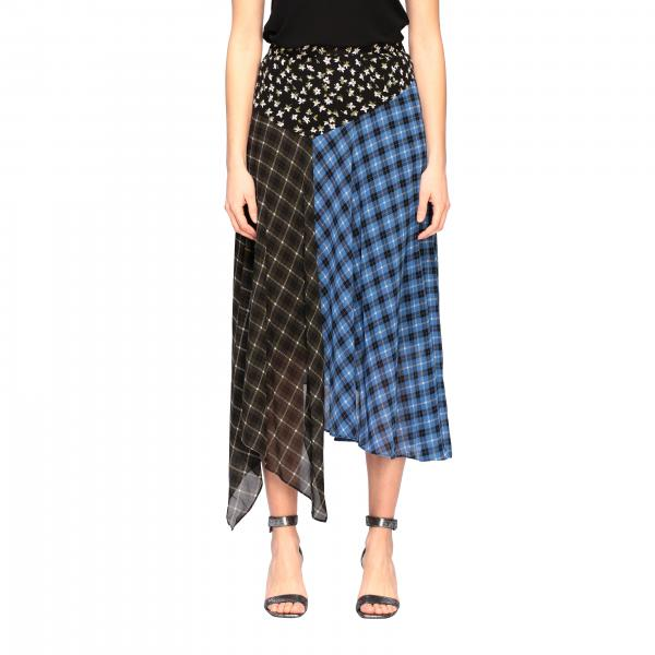 Michael Michael Kors skirt with patchwork patterns