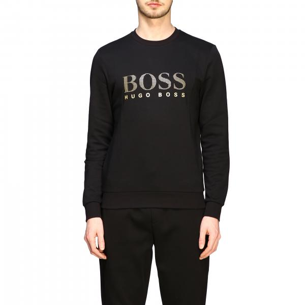 Hugo Boss crewneck sweatshirt with logo