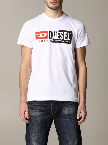 Футболка Мужское Diesel