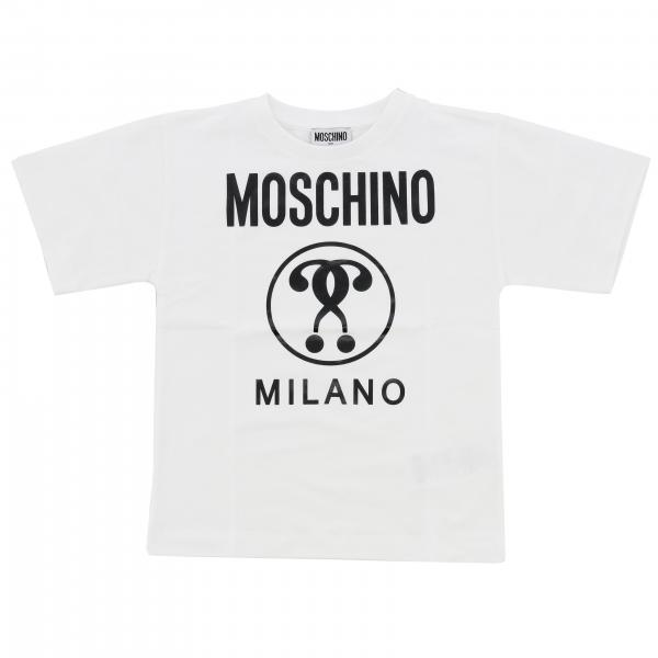 T-shirt Moschino Kid HTM029 LBA00