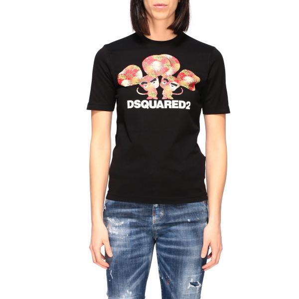 Camiseta mujer Dsquared2