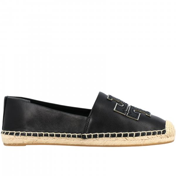 Tory Burch Ines espadrilles in nappa leather with emblem
