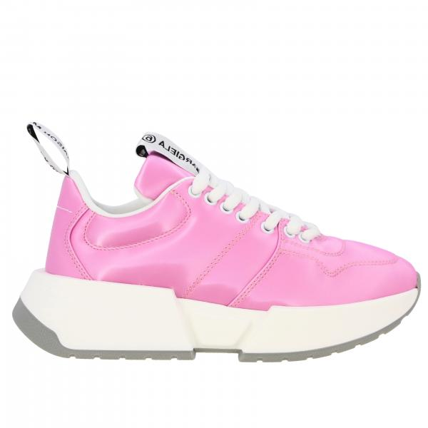 Sneakers low-top Mm6 Maison Margiela in pelle