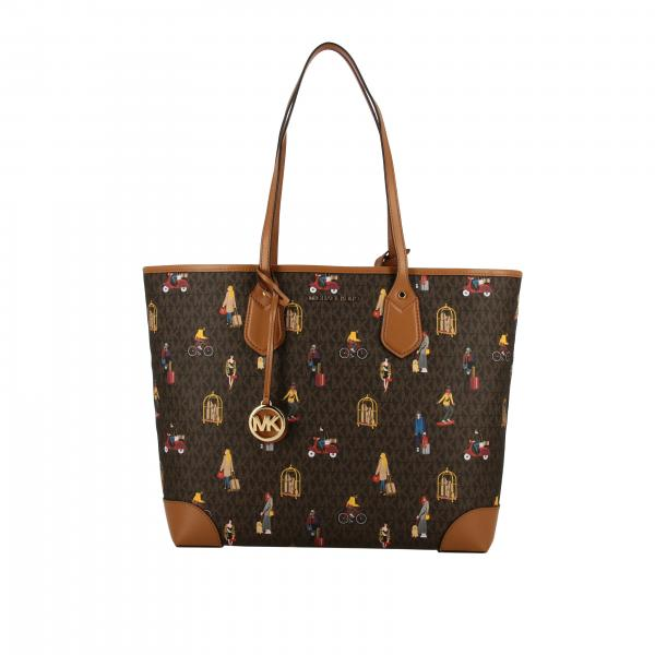 Michael Michael Kors tote bag with all over prints