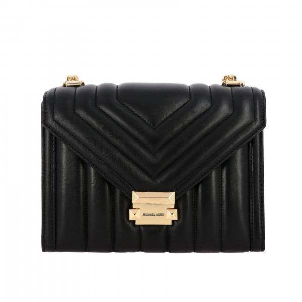 Whitney Michael Michael Kors shoulder bag in chevron leather