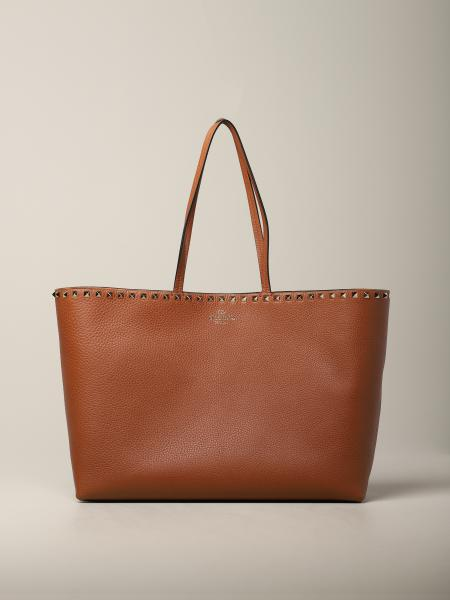 Valentino Garavani tote bag in textured leather