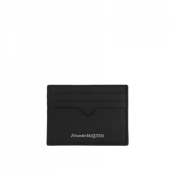 Wallet men Alexander Mcqueen