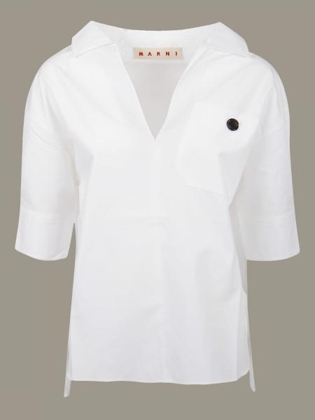 Camicia Marni a maniche corte