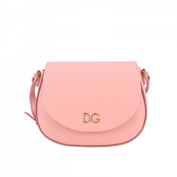 Dolce & Gabbana mini bag in leather with DG logo