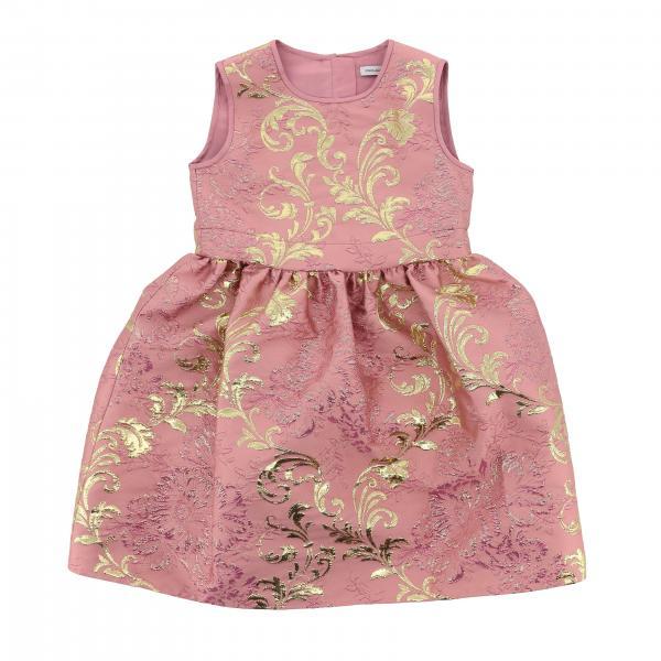 Платье с принтом Детское Dolce & Gabbana