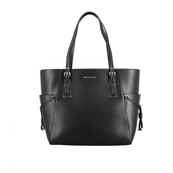 Voyager Michael Michael Kors leather bag