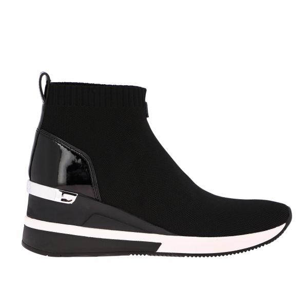 Skyler Michael Michael Kors sneakers in stretch knit