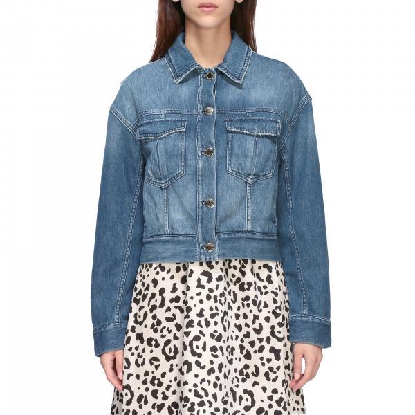 Giacca di jeans Pinko