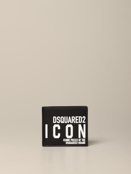 Portefeuille Dsquared2 avec imprimé Icon