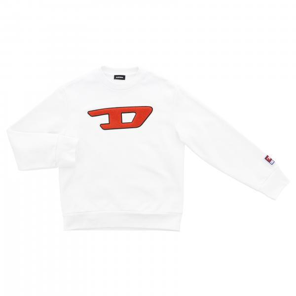 Diesel crewneck sweatshirt with logo