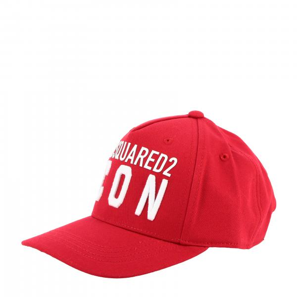 Dsquared2 Junior baseball style hat with Icon logo