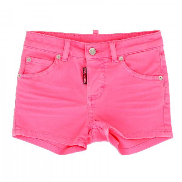 Dsquared2 Junior denim shorts