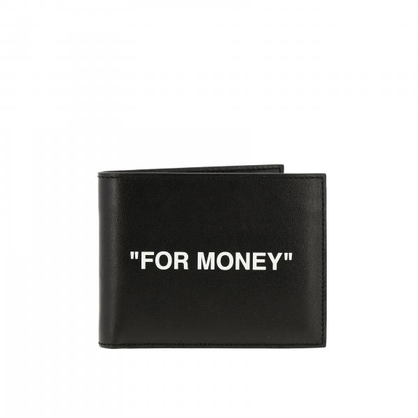 Wallet Off White OMNC008R20853038