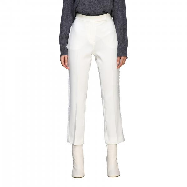 Classic Max Mara trousers with regular waist