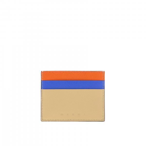 Portefeuille homme Marni