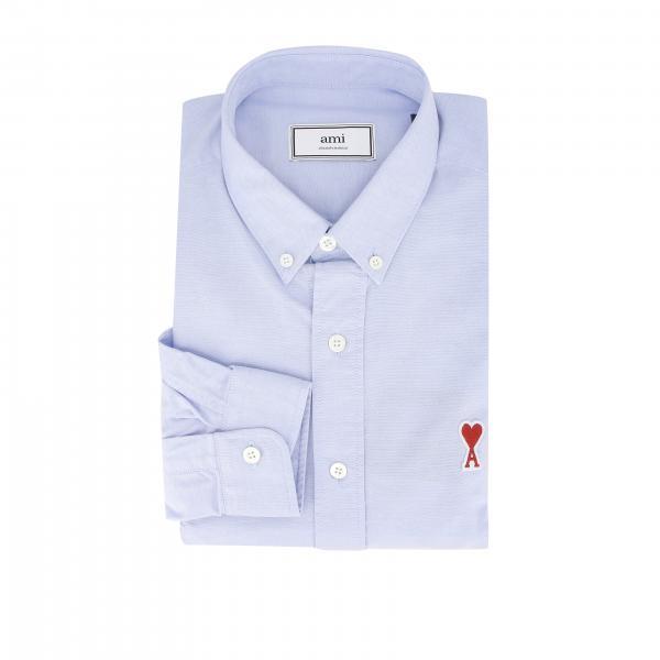 Рубашка Мужское Ami Alexandre Mattiussi
