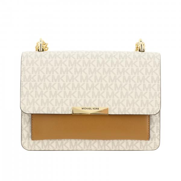 Jade Michael Michael Kors shoulder bag with MK print