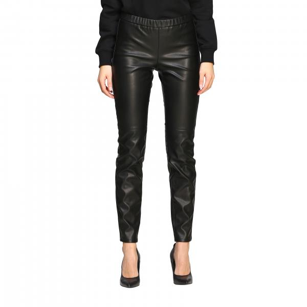 Michael Michael Kors leather trousers