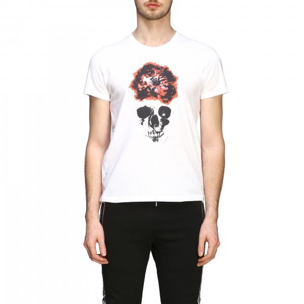 T-shirt herren Mcq Mcqueen