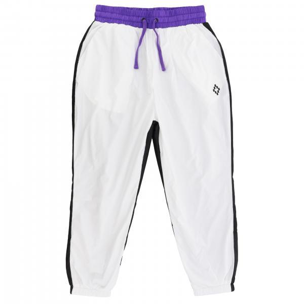 Pantalon de jogging Marcelo Burlon effet bicolore