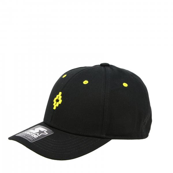 Marcelo Burlon baseball style hat with logo