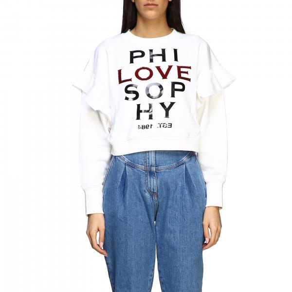 Sweatshirt women Philosophy Di Lorenzo Serafini