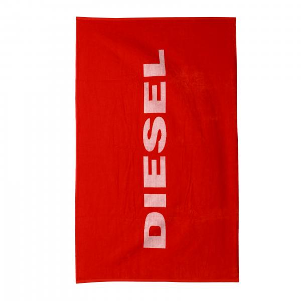 Serviette de bain Diesel effet bicolore