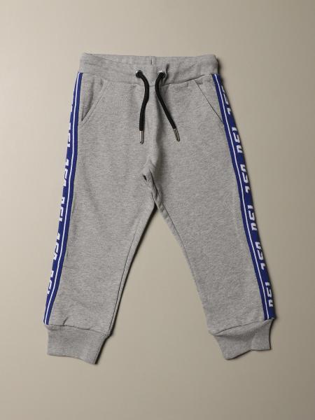 Pantalon de jogging Diesel avec bandes logo