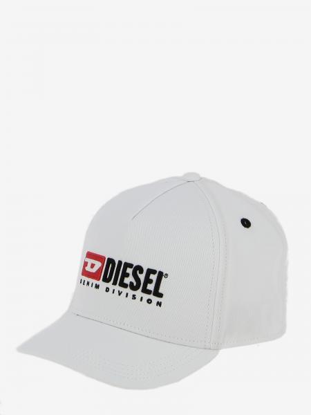 Diesel baseball cap with logo