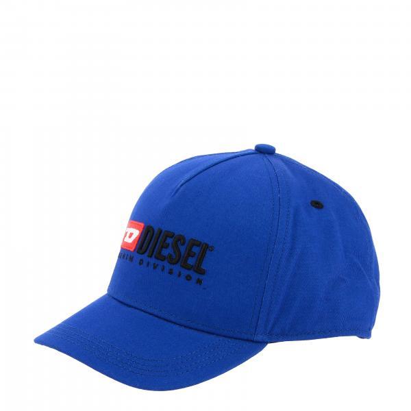 Diesel logo棒球帽