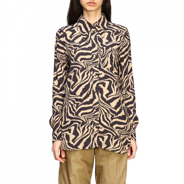 Camisa mujer Ganni